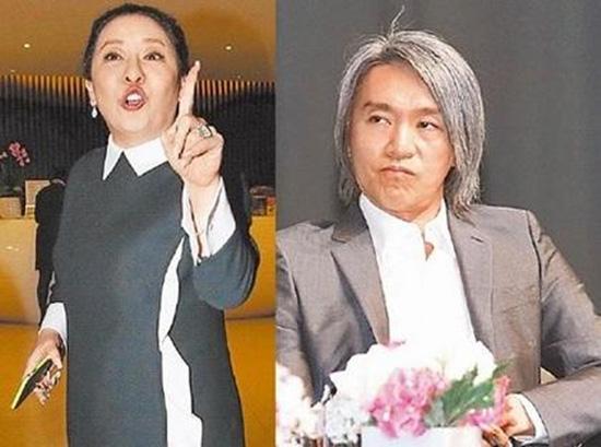 2 mỹ nhân phản bội Châu Tinh Trì: Trương Vũ Kỳ sống khoẻ nhờ EQ cao, Huỳnh Thánh Y khổ sở vì chồng con lẫn phốt nhân cách - ảnh 14