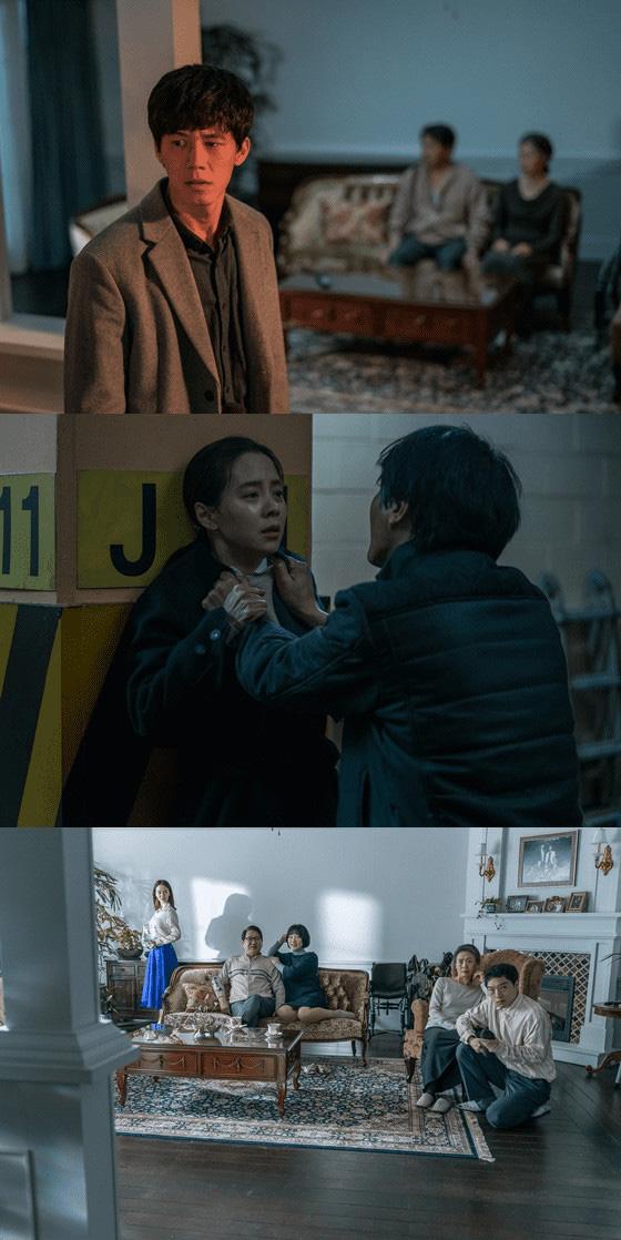 Kẻ Đột Nhập: Mợ ngố Song Ji Hyo lên gân tâm lý cực căng nhưng mạch phim đuôi chuột làm người xem hơi hẫng nhẹ - Ảnh 5.