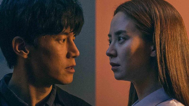Kẻ Đột Nhập: Mợ ngố Song Ji Hyo lên gân tâm lý cực căng nhưng mạch phim đuôi chuột làm người xem hơi hẫng nhẹ - Ảnh 3.