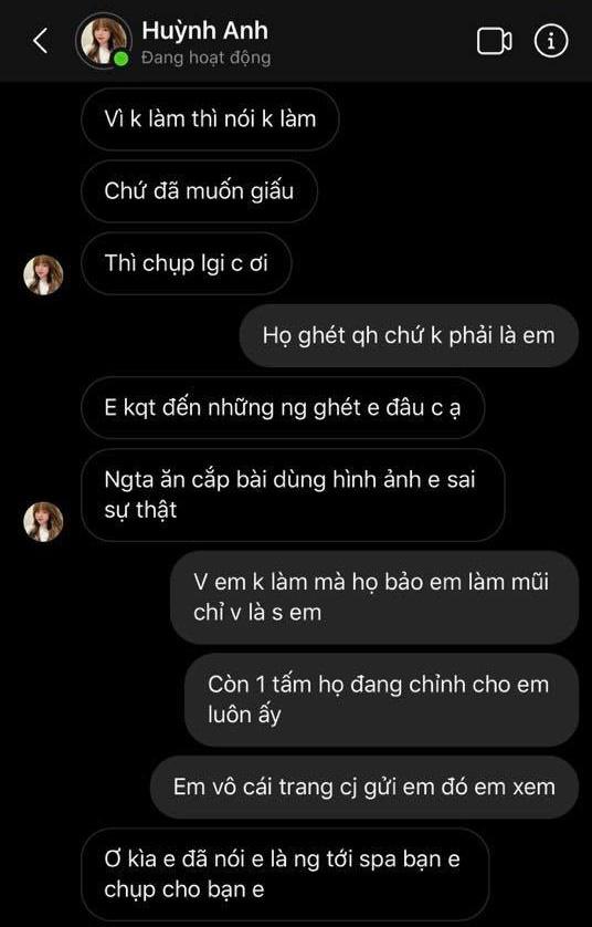 Huỳnh Anh đáp trả anti-fan về nghi vấn dao kéo: Mình thích thì làm đẹp cho mình thôi, nhưng phải qua 25 tuổi mới đi phẫu thuật thẩm mỹ - ảnh 5