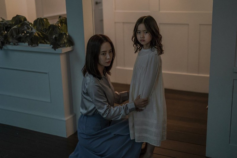 Kẻ Đột Nhập: Mợ ngố Song Ji Hyo lên gân tâm lý cực căng nhưng mạch phim đuôi chuột làm người xem hơi hẫng nhẹ - Ảnh 6.