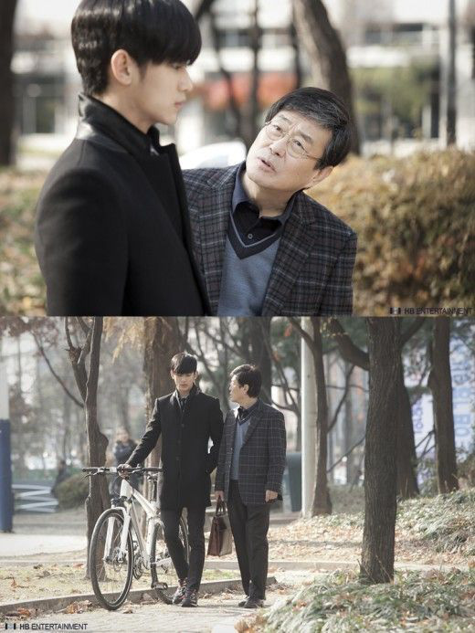 Lộ diện nam thần luôn che chở Kim Soo Hyun suốt 7 năm từ Vì Sao Đưa Anh Tới đến Điên Thì Có Sao - Ảnh 7.
