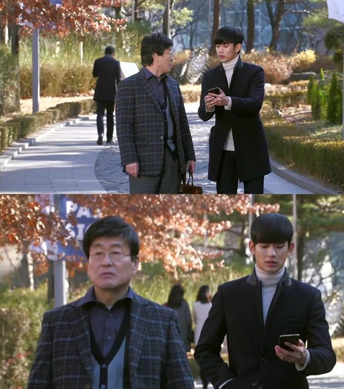 Lộ diện nam thần luôn che chở Kim Soo Hyun suốt 7 năm từ Vì Sao Đưa Anh Tới đến Điên Thì Có Sao - Ảnh 8.