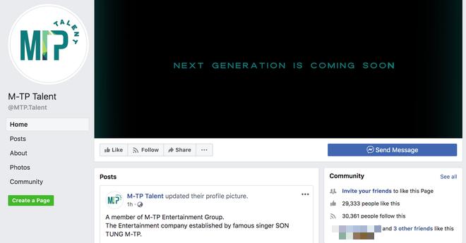 PHÁT SỐT: Sơn Tùng ra mắt M-TP Talent, từ ca sĩ, đến Chủ tịch và sắp tới là ông bầu Nguyễn Thanh Tùng đào tạo các nghệ sĩ mới? - Ảnh 2.