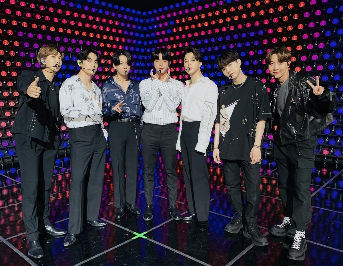 Bang Bang Con: The Live của BTS xác lập kỷ lục Guinness là online concert có nhiều người xem trực tuyến nhất thế giới! - Ảnh 1.