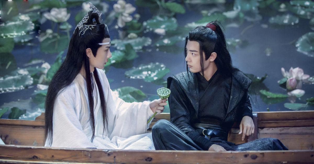 Muôn kiểu cục tính của nam chính phim Trung: Đáng sợ nhất là Vương Nhất Bác toàn cho bạn diễn lộn nhào té khói - Ảnh 19.