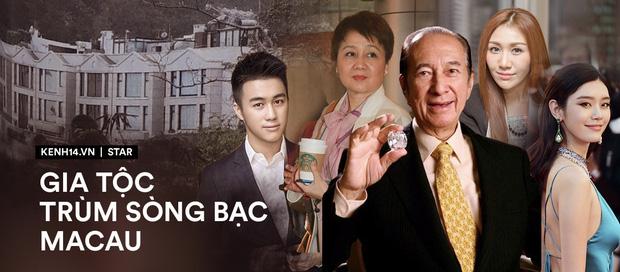 4 nàng dâu gia tộc trùm sòng bạc Macau: Dâu trưởng khắc phu đến ám ảnh, Ming Xi thị phi, Lọ Lem đời thực không trụ được - ảnh 21