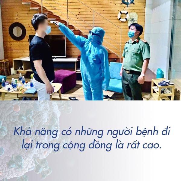 PGS.TS Nguyễn Huy Nga: Dịch bùng lại, không vui - nhưng không bất ngờ, chắc chắn có sự lây lan từ nước ngoài vào - Ảnh 2.