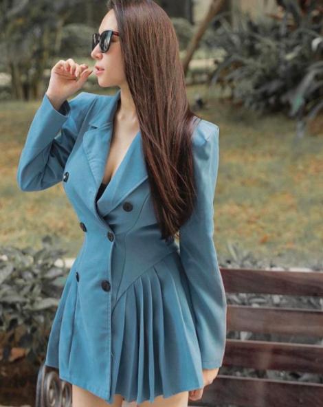 Bà xã Khắc Việt tự tin tung ảnh bikini ôm bụng bầu 6 tháng: Vòng 2 nhô lên lớn rõ nhưng body vẫn nóng bỏng quá! - ảnh 3