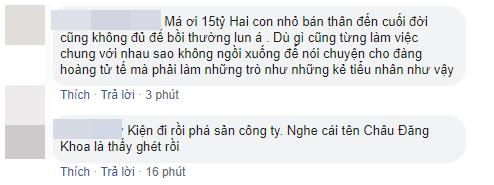 Netizen tranh cãi vụ Châu Đăng Khoa đòi Orange - LyLy bồi thường 15,5 tỉ đồng: Người ủng hộ làm rõ hợp đồng, kẻ tẩy chay đến cùng - ảnh 5