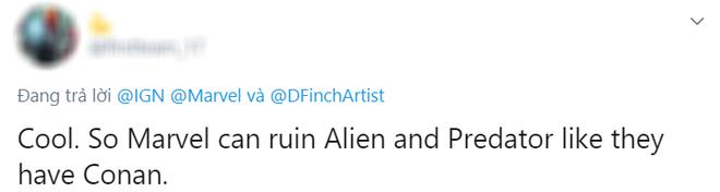 Marvel hốt đậm bản quyền thương hiệu Alien và Quái Vật Ăn Thịt lớn nhất mọi thời đại, netizen kêu gào đòi trả lại cho DC - Ảnh 5.