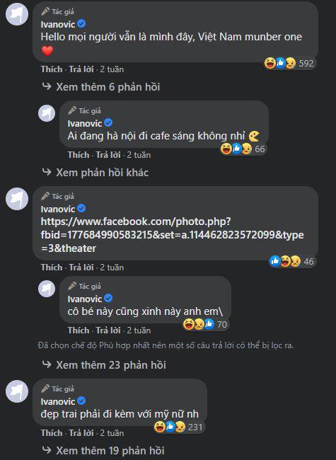 Cựu tuyển thủ Chelsea bất ngờ bị một số chị em Việt Nam hack fanpage để livestream bán quần áo - ảnh 4