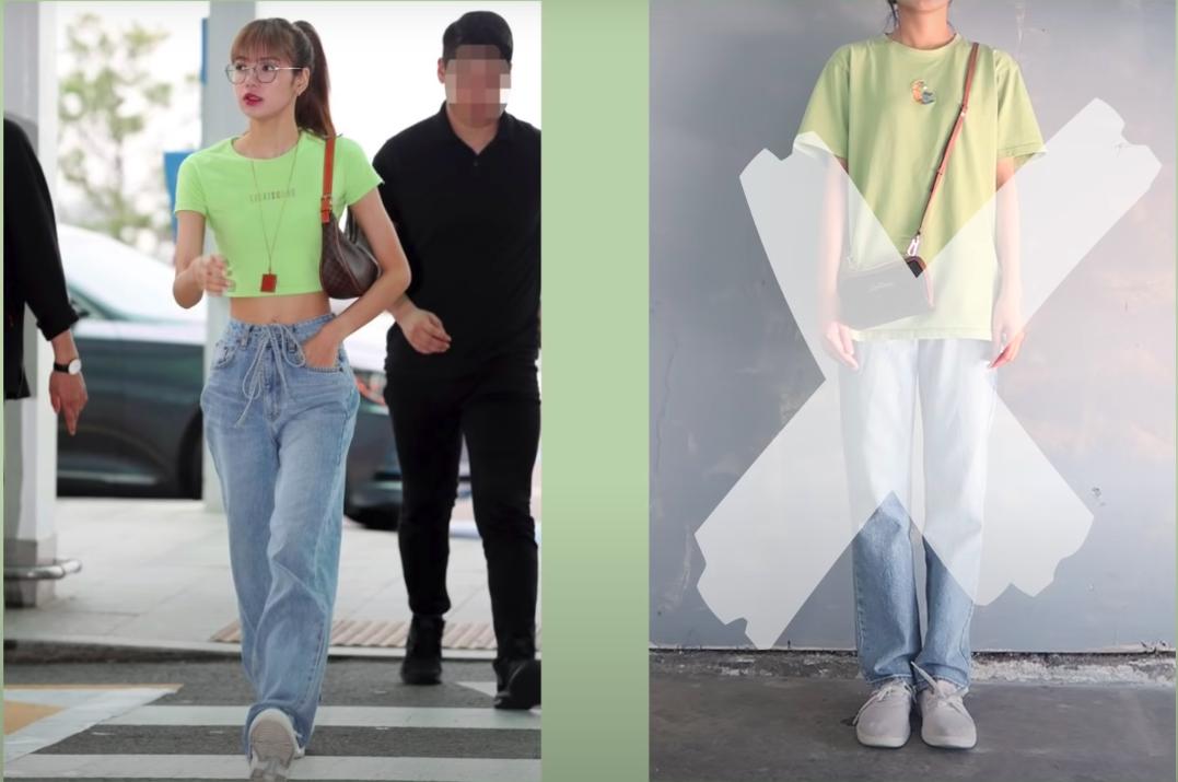 Bắt bài chiêu mix đồ kéo chân, bóp eo đỉnh cao mà Lisa vẫn luôn áp dụng trong mọi set đồ street style - Ảnh 1.