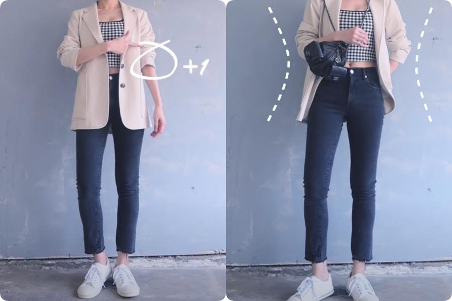 Bắt bài chiêu mix đồ kéo chân, bóp eo đỉnh cao mà Lisa vẫn luôn áp dụng trong mọi set đồ street style - Ảnh 12.