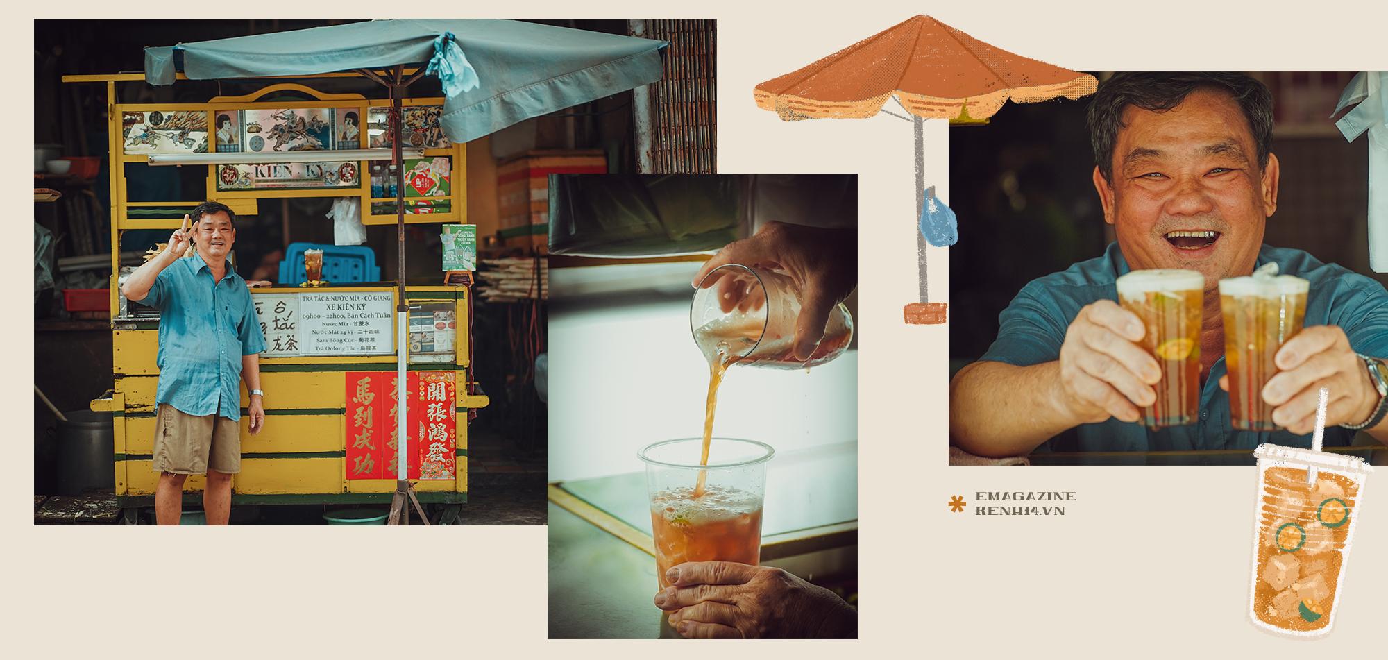 Sài Gòn yêu thương: Những chiếc xe sống nửa cuộc đời - Ảnh 21.