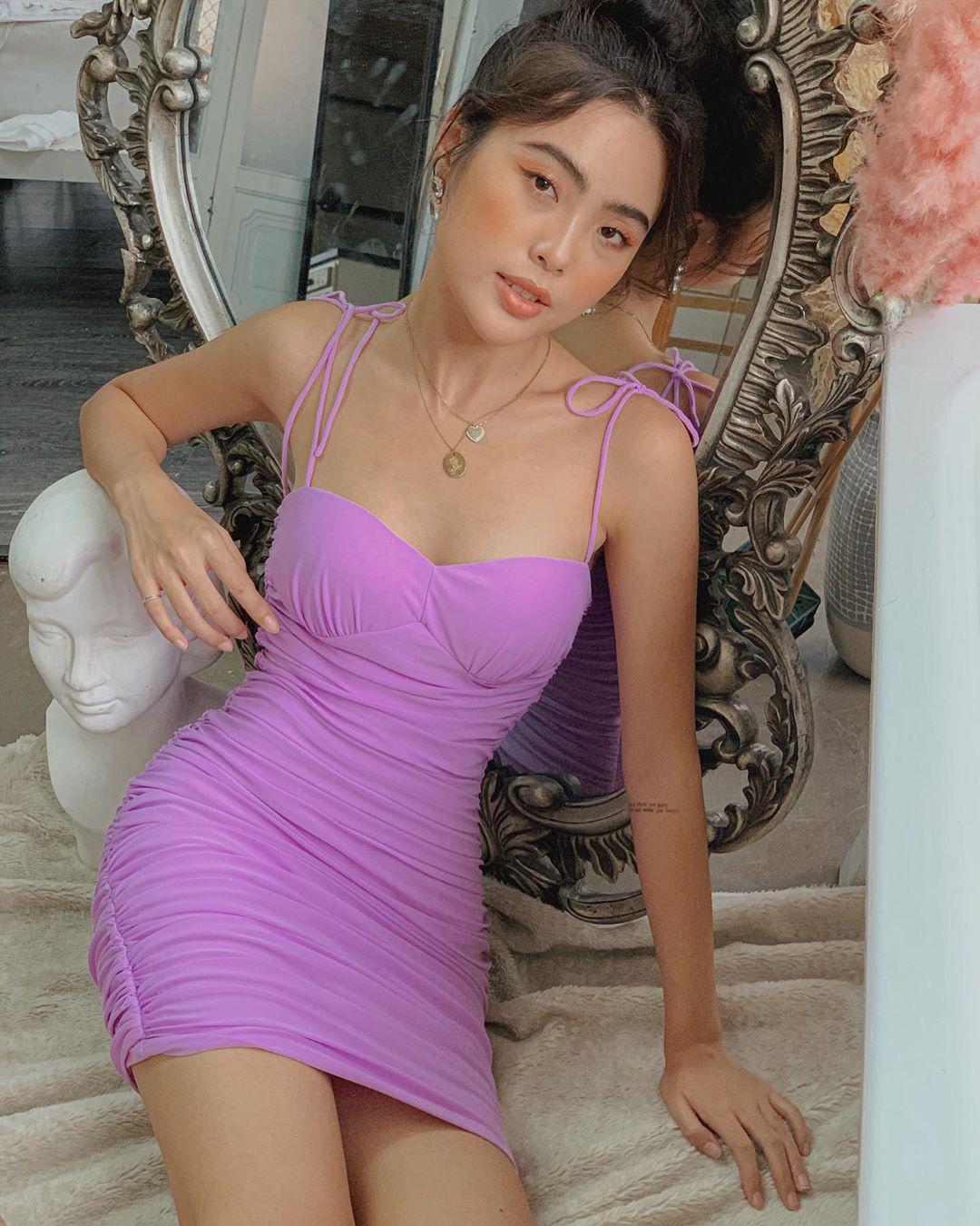 Hội idol từ Hàn đến Việt đều sexy hết nút nhờ váy hai dây, có kén dáng khó nhằn thì dân tình vẫn muốn đu theo - Ảnh 9.