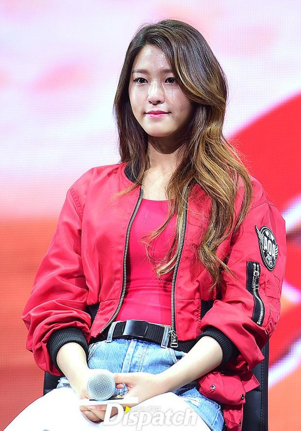 """AOA toàn phốt căng: Seolhyun bị """"tóm sống"""" ảnh hẹn hò phản cảm, Jimin dính bê bối bắt nạt, Mina cũng không thoát scandal - ảnh 5"""