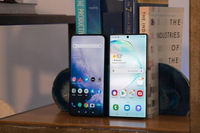 Sau Huawei, ai sẽ là kẻ thay thế để trực tiếp đe dọa Samsung? - ảnh 4