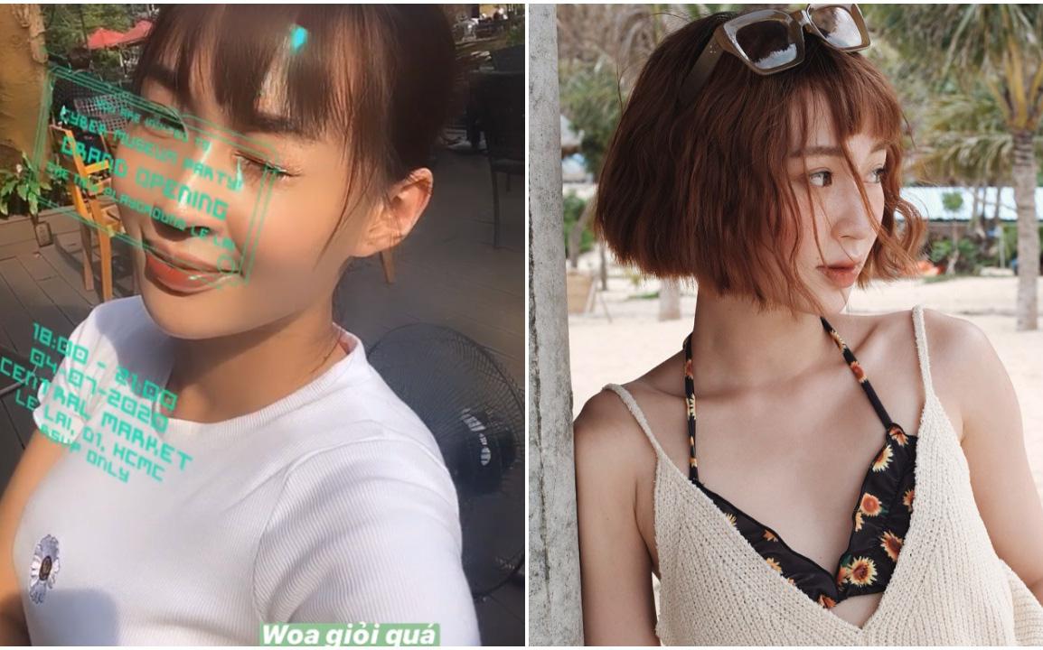 Bạn thân phủ nhận tin nâng ngực, SunHt lại đăng clip vô tình tiết lộ vòng 1 phổng phao thấy rõ