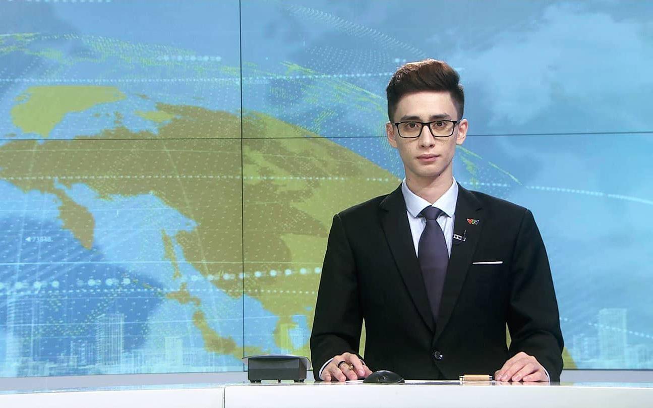 MC điển trai người Nga trả lời fan lý do bất ngờ dẫn bản tin VTV sau thời gian dài vắng bóng