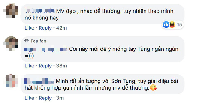 Netizen nói về MV mới của Sơn Tùng M-TP: Đẹp trai, MV dễ thương nhưng bài hát không hay như kỳ vọng, AMEE bị réo tên đồng loạt? - ảnh 15
