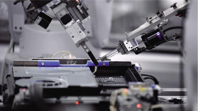 Vũ khí bí mật của PlayStation: Một nhà máy sản xuất gần như tự động hoàn toàn - ảnh 3