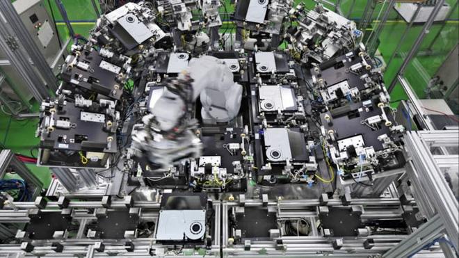 Vũ khí bí mật của PlayStation: Một nhà máy sản xuất gần như tự động hoàn toàn - ảnh 4
