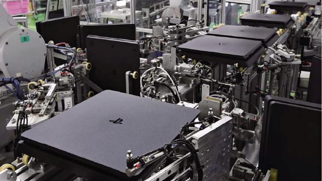 Vũ khí bí mật của PlayStation: Một nhà máy sản xuất gần như tự động hoàn toàn - ảnh 5