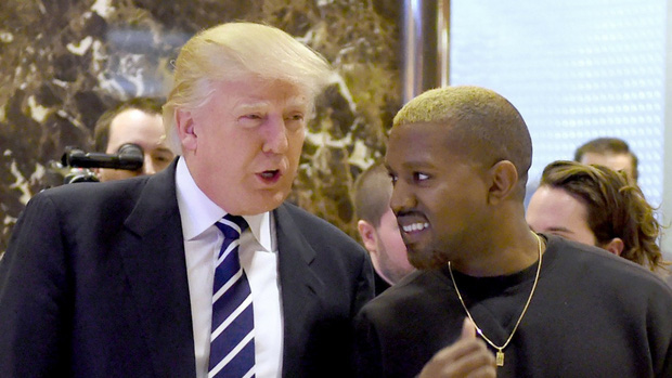 Ứng cử viên Tổng thống Mỹ Kanye West: Con rể đế chế Kardashian, thiên tài thị phi gây thù với Taylor Swift và cả showbiz - ảnh 9