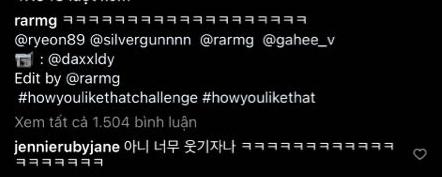 Các dancer của YG cũng đu trend điệu nhảy đi đây đi đó của nhóm nam Việt Nam, hết Rosé đến Jennie cười ngất liệu BLACKPINK có tham gia? - ảnh 1