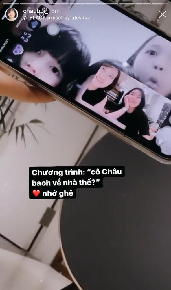 Châu Bùi đăng story đầu tiên sau tin hẹn hò với Binz gây nổ MXH - ảnh 3