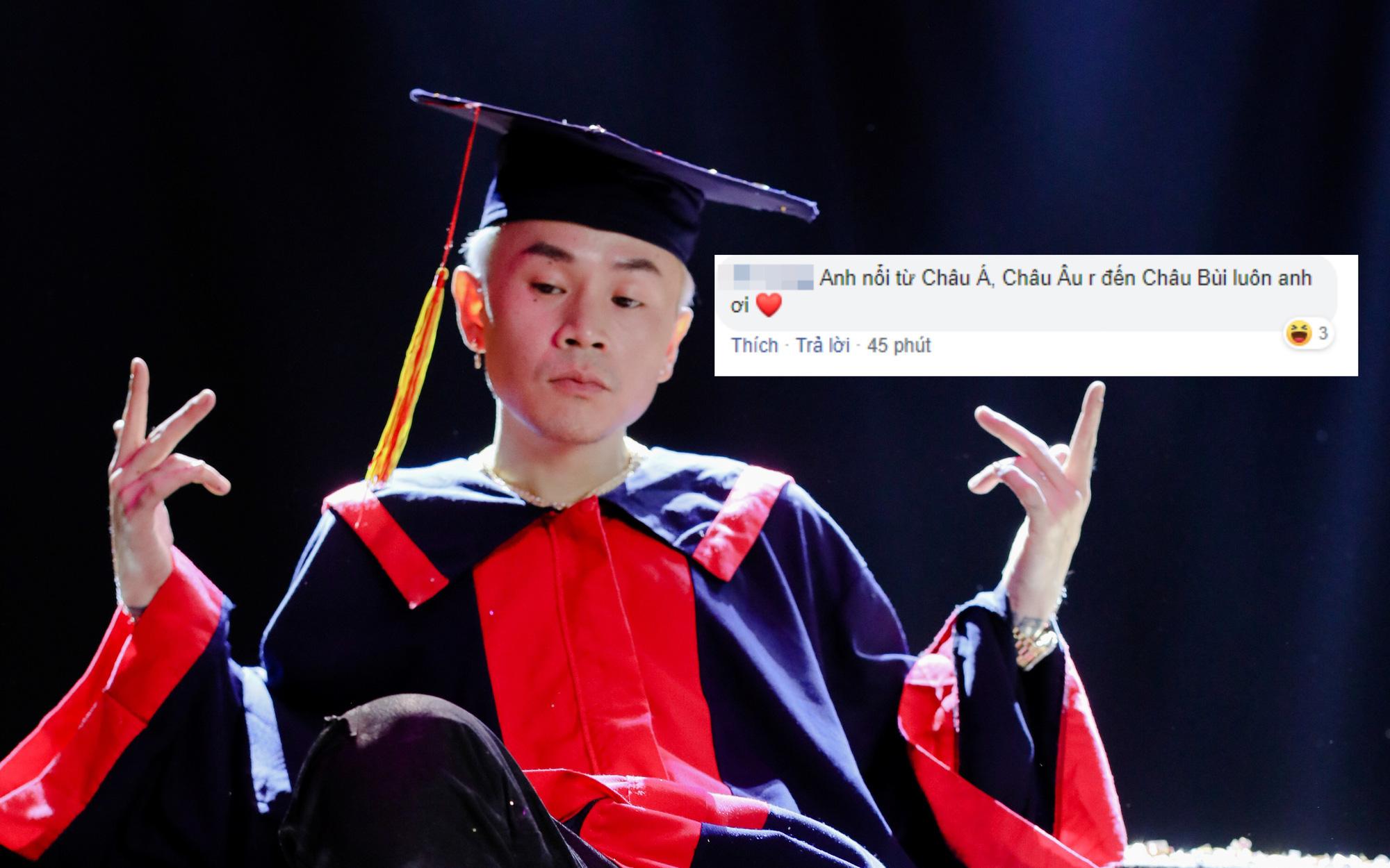 """Fan tràn vào trêu """"chú Binz và cô Châu Bùi"""" sau tin hẹn hò: """"Nổi từ Châu Á, Châu Âu rồi sang cả Châu Bùi luôn rồi chú ơi!"""""""