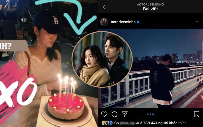 """Chủ đề hot nhất hôm nay """"Lee Min Ho chắc chắn đang hẹn hò Kim Go Eun"""": Lộ bằng chứng cùng mừng sinh nhật, qua lại quá rõ!"""