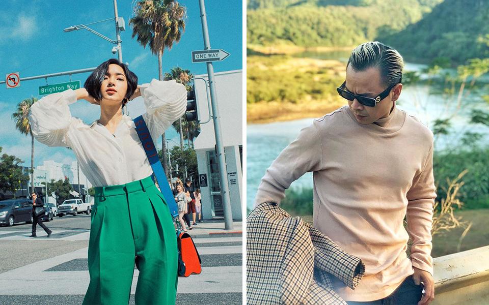 Một vote cho ngày Châu Bùi và Binz hẹn hò du lịch, hai anh chị pose dáng hợp nhau thế này bảo sao chả yêu?