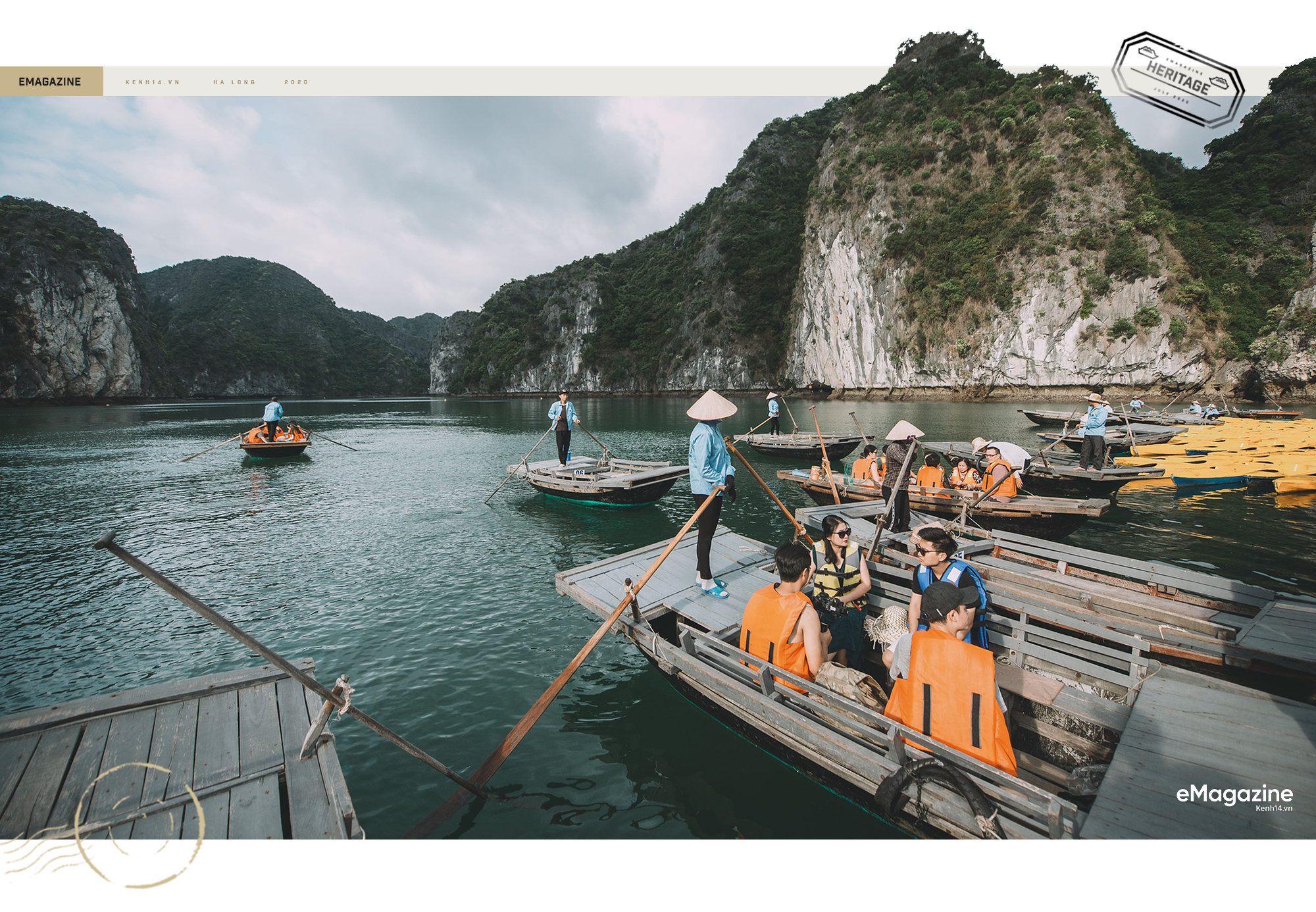 Trải nghiệm vịnh Lan Hạ đẹp như thơ trên du thuyền 5 sao để nhận ra: Đi du lịch ở Việt Nam có thể đẳng cấp chẳng kém chỗ nào! - Ảnh 22.
