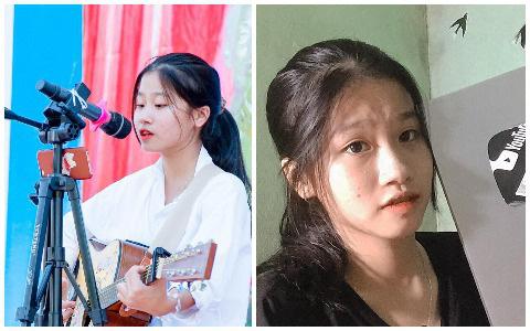 Hát khơi khơi trên sân khấu, nữ sinh 2003 khiến dân tình được phen lụi tim vì giọng ngọt quá