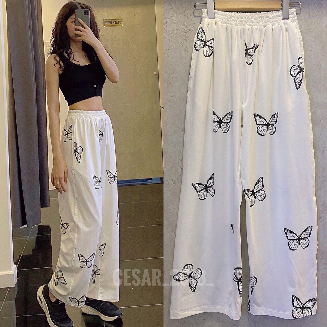 Bắt trend theo Jennie, Chi Pu… hội sành mặc phải sắm ngay các item hình bươm bướm để diện cho xinh và chuẩn mốt - Ảnh 12.
