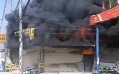 Bình Dương: Cháy lớn tại tiệm cầm đồ, 3 người tử vong thương tâm