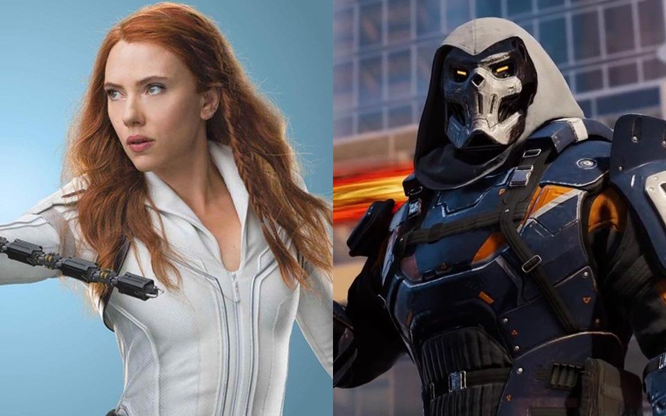 """Marvel tiết lộ năng lực chết người của phản diện Taskmaster ở Black Widow, nhưng tin nghỉ hưu của """"chị đại"""" mới gây sốc!"""