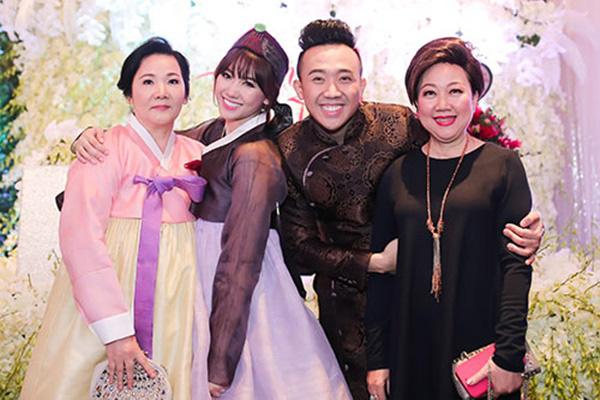 Làm rể Hàn Quốc 4 năm nhưng Trấn Thành nhất quyết không gọi mẹ Hari Won là mẹ vợ, lý do vì sao? - ảnh 1