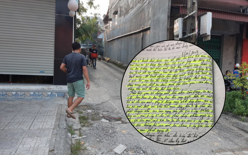 Những dòng nhật ký cuối đời của nữ nạn nhân trong vụ anh trai truy sát cả nhà em gái