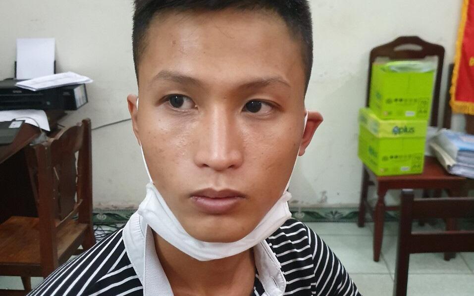 Trung úy công an bị đứt gân chân khi truy bắt đối tượng bán ma túy