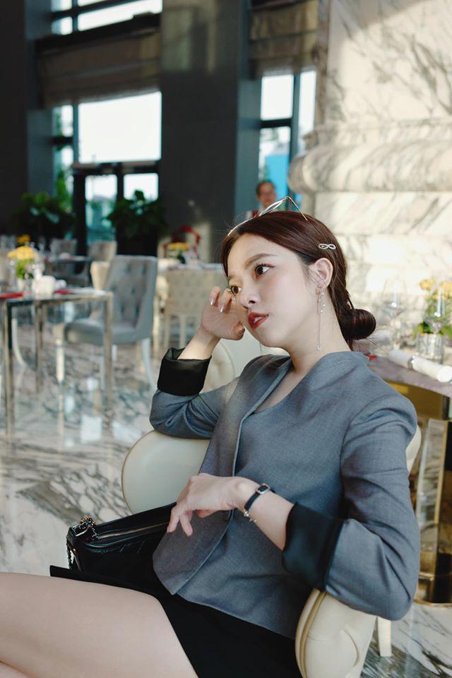 Lộ diện bạn gái của chàng CEO Đông Khuê (Người ấy là ai): Hot girl cực xinh, cùng hội bạn thân với Kaity Nguyễn, Trang Hý... - ảnh 6