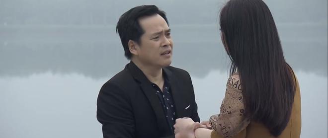 Đừng Bắt Em Phải Quên tập 23: Bị nghi có tiểu tam, anh giáo Thanh Sơn dỗ Quỳnh Kool bằng nụ hôn siêu ngọt - ảnh 1