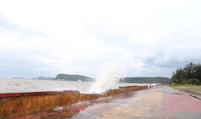 Bão số 2: Hải Phòng, Quảng Ninh sơ tán dân, cấm biển từ 0h ngày 2/8 - ảnh 3
