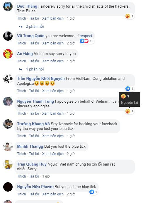 Facebook cựu sao Chelsea đăng tải nội dung đã về chính chủ, cư dân mạng Việt đua nhau bóc phốt lỗi sai ngữ pháp tiếng Anh - ảnh 6