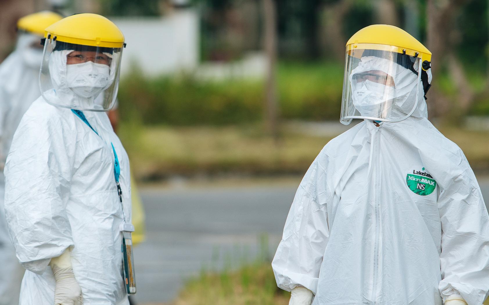 Bộ Y tế: Ổ dịch tại Đà Nẵng đang từng bước được kiểm soát, đã hạn chế được việc lây lan rộng ra cộng đồng