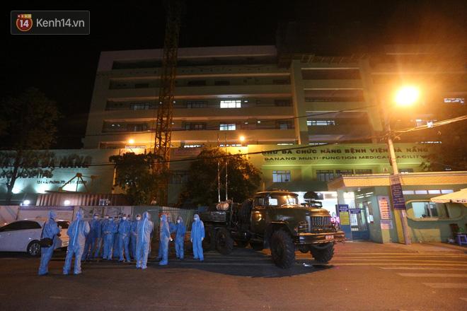 Tiếp tục cách ly y tế bệnh viện Đà Nẵng không xác định thời hạn - ảnh 1