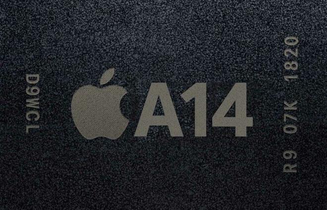 Chip A14 Bionic được trang bị trên iPhone 12 mạnh hơn tới 40% so với A13 - ảnh 1