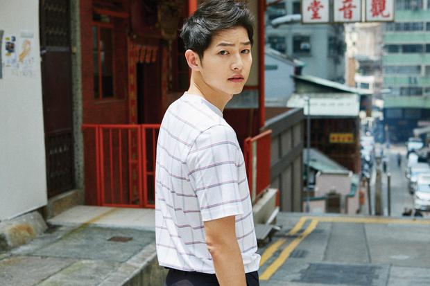 Song Joong Ki xác nhận đối đầu trực diện trùm buôn ma tuý Taecyeon ở phim mafia đáng hóng - ảnh 1